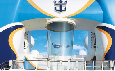 Royal Caribbean Anthem of the Seas RipCord